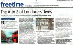 London Lives 2011 review
