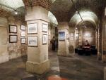my work in the crypt